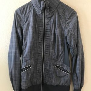 Sporty Lululemon jacket